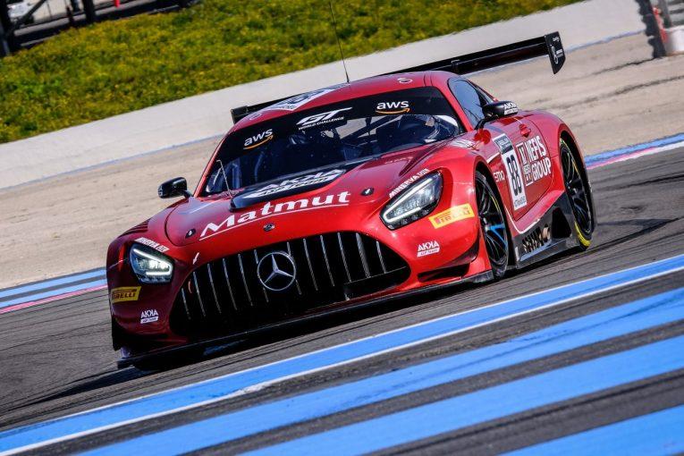 ル・マン/WEC   メルセデスAMG、新型GT3カー投じる2020年シーズンのカスタマープログラムを発表