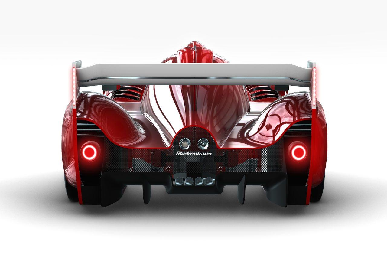 WEC:LMH用ベース車としてフェラーリなどに「SCG 007を提供できる」とグリッケンハウスが示唆
