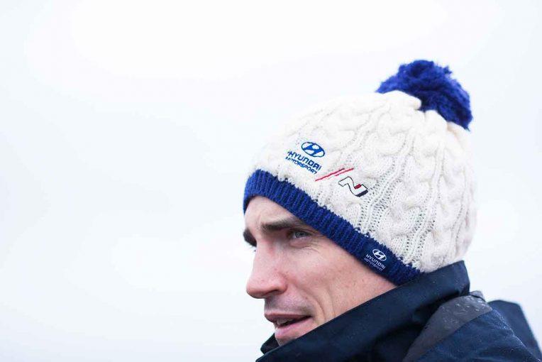 ラリー/WRC | WRC:ヒュンダイ、8月予定のラリー・フィンランド参戦布陣発表。第2戦以来にブリーン起用
