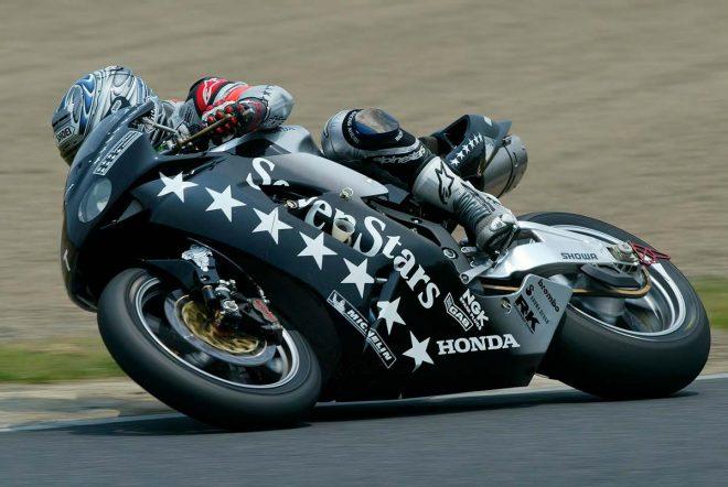 MotoGP | 鈴鹿8耐 ホンダの記録破りの歴史(5):異なる3つのマシンを駆り前人未踏の5勝を達成した宇川徹