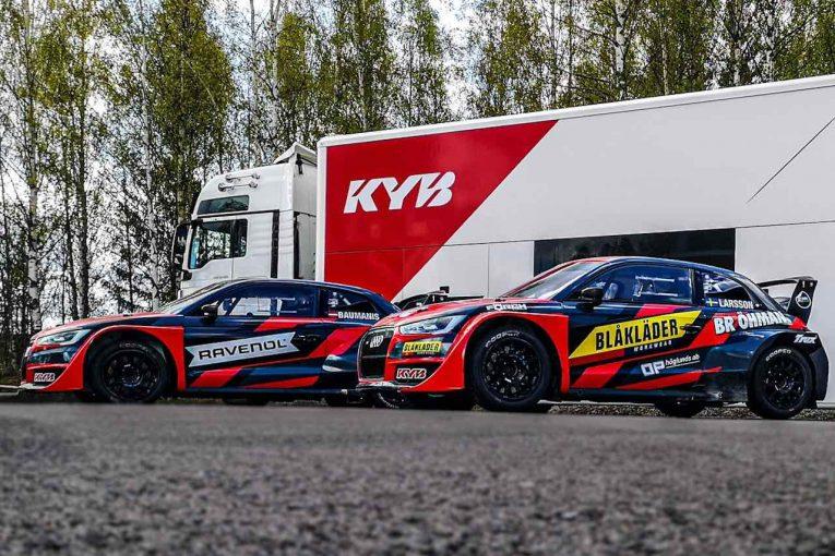 ラリー/WRC | WorldRX:KYB Team JCが2020年仕様アウディを披露。シリーズはeスポーツ拡充も発表