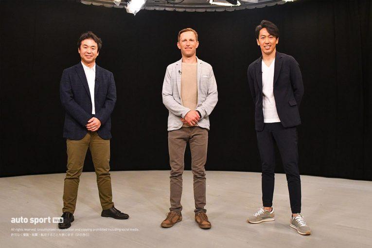 スーパーGT | 柳田&クインタレッリと振り返る名勝負。J SPORTSで『SUPER GTアナライズ』第4回放映