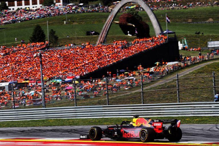 F1   2020年F1シーズン、7月5日スタートの可能性高まる。オーストリアでの連戦開催を政府が正式承認へ