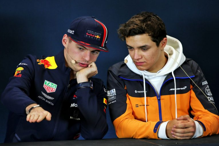 ル・マン/WEC | フェルスタッペンとノリスが共闘。チームメイトとして『ル・マン24時間バーチャル』に挑む
