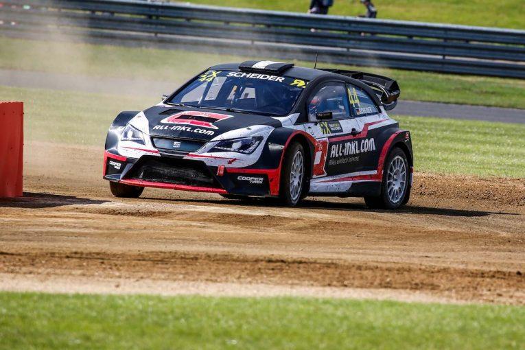 ラリー/WRC | WorldRX:グエリエリがeシリーズ参戦。アブダビ戦でシャイダーのチームメイトに