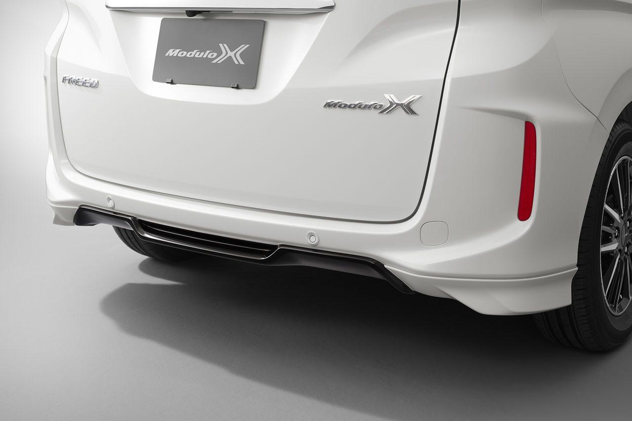 『ホンダ・フリード Modulo X』マイナーチェンジで走行性能と上質さが向上