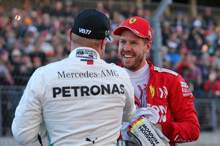 F1 | ベッテル獲得のチャンスを生かしたいメルセデスF1。ボッタスはルノーに加えレッドブルにも接触か