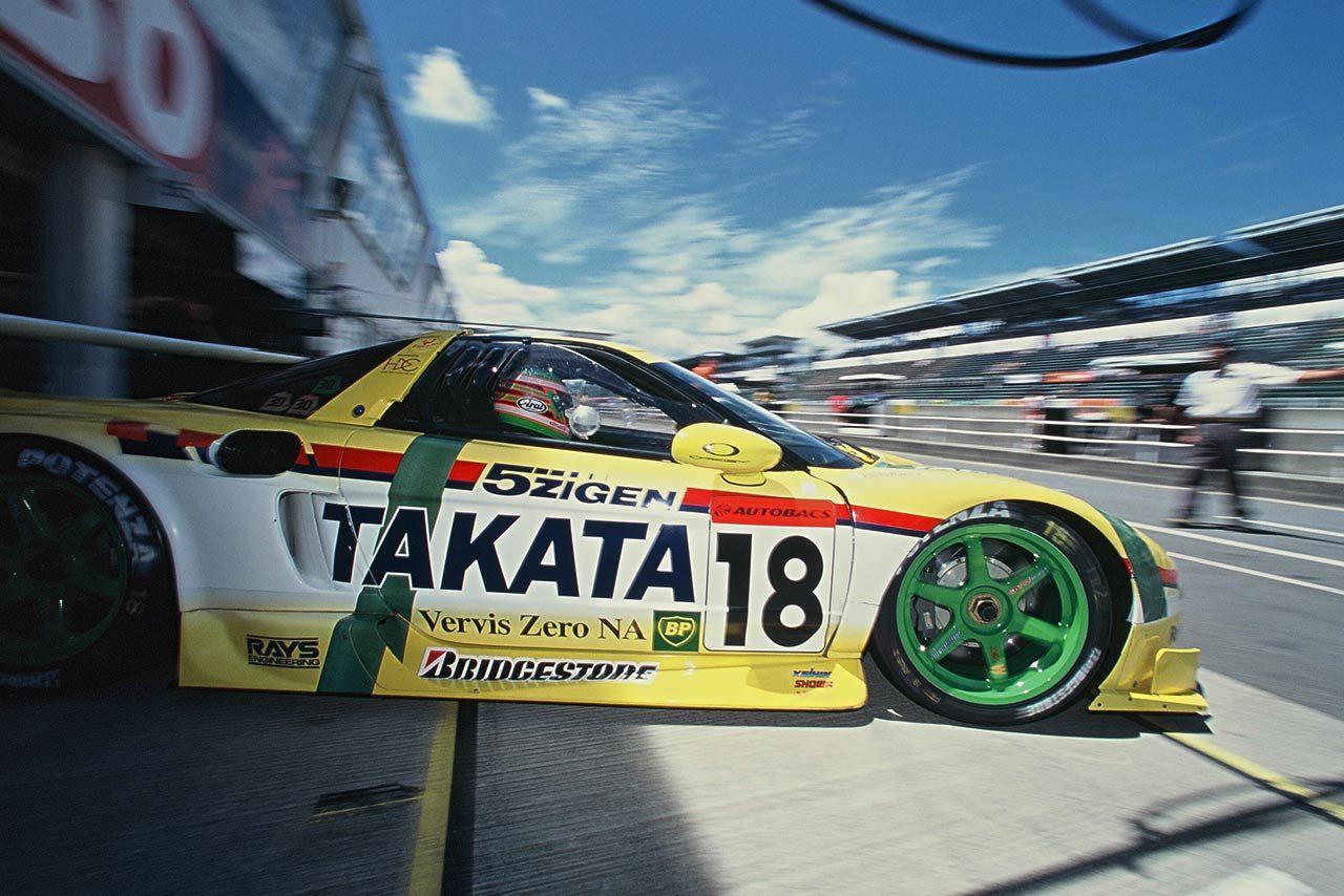 TAKATA 童夢 NSX(2000年)