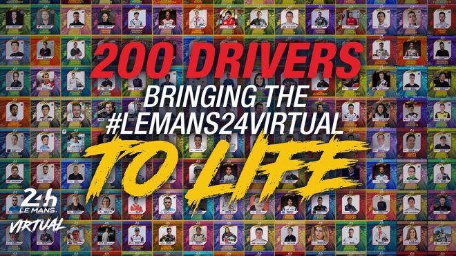 ル・マン/WEC | 現役F1ドライバーも多数の『ル・マン24時間バーチャル』のエントリー発表。TGRは可夢偉と山下を起用