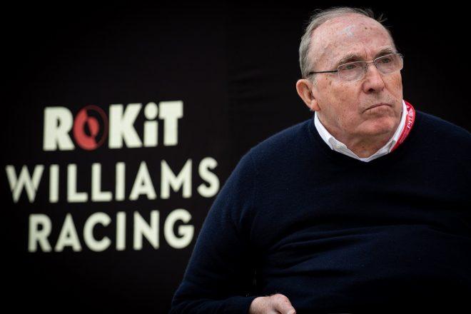 2019年F1イギリスGPに姿を見せたフランク・ウイリアムズ代表