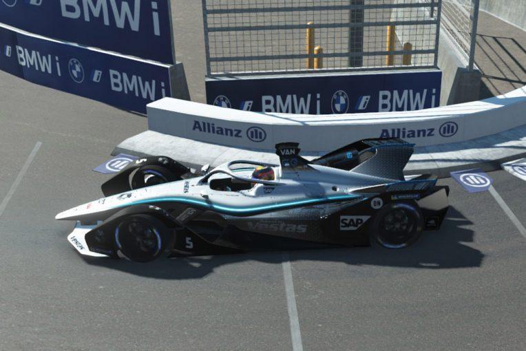 海外レース他 | フォーミュラE:eスポーツ第6戦はバンドーンがポール・トゥ・ウィン。ニッサンのローランドが表彰台獲得