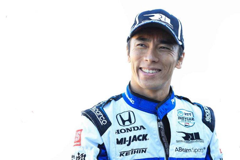 海外レース他 | GAORA、2020年インディカー全戦を生中継。佐藤琢磨「レースができることを心からうれしく思う」