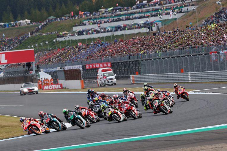MotoGP | MotoGP日本GPが中止。新型コロナの影響でヨーロッパでの開催を優先