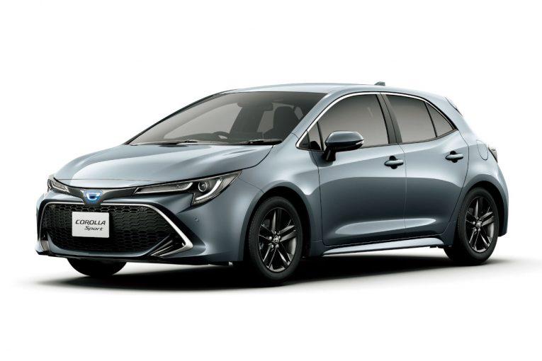 クルマ | トヨタ、カローラスポーツにより精悍なスタイリングを与えた特別仕様車を設定。一部改良で新色も