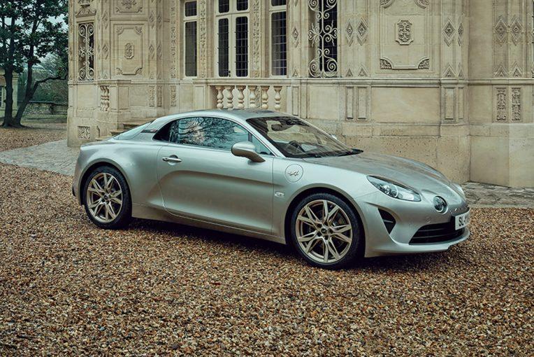 クルマ | 『アルピーヌA110 リネージ GT』が国内限定30台で登場。スポーティさにフランスの感性を追加