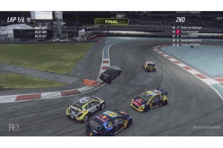 ラリー/WRC | WorldRX:eシリーズ開幕戦はSVGが初優勝。緊急参戦ルクレールは横転デビュー