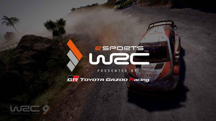 ラリー/WRC   TOYOTA GAZOO Racing、WRC公式eスポーツのタイトルパートナー就任。年間王者にGRヤリスを提供