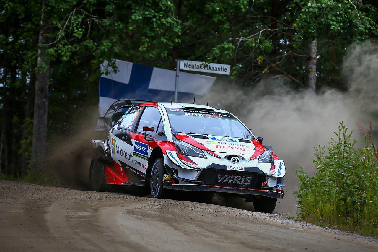 WRC:ラリー・フィンランド、新型コロナウイルスの影響で2020年の開催をキャンセル