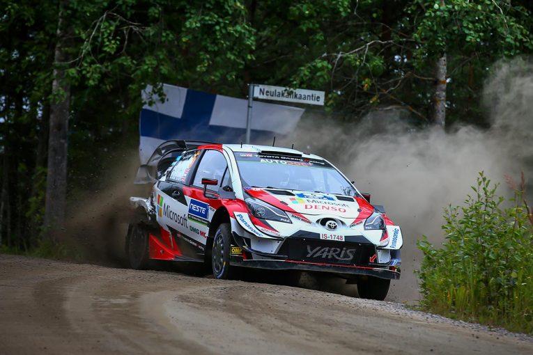 ラリー/WRC | WRC:ラリー・フィンランド、新型コロナウイルスの影響で2020年の開催をキャンセル