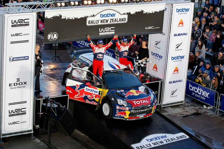 ラリー/WRC | WRC:2012年以来に復活予定だったラリー・ニュージーランド開催中止。シリーズ再開は9月末か