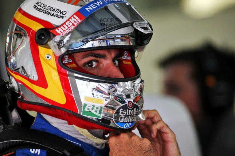 F1 | サインツ「ルクレールのセカンドドライバーとしてフェラーリF1と契約したわけではない」