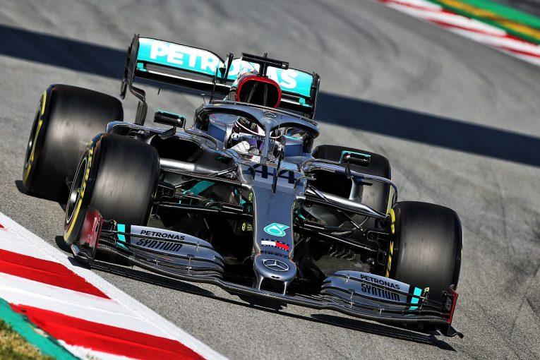 F1 | メルセデスとフェラーリがF1開幕戦に備えプライベートテストを計画。ハミルトンとボッタスは来週シルバーストンで走行