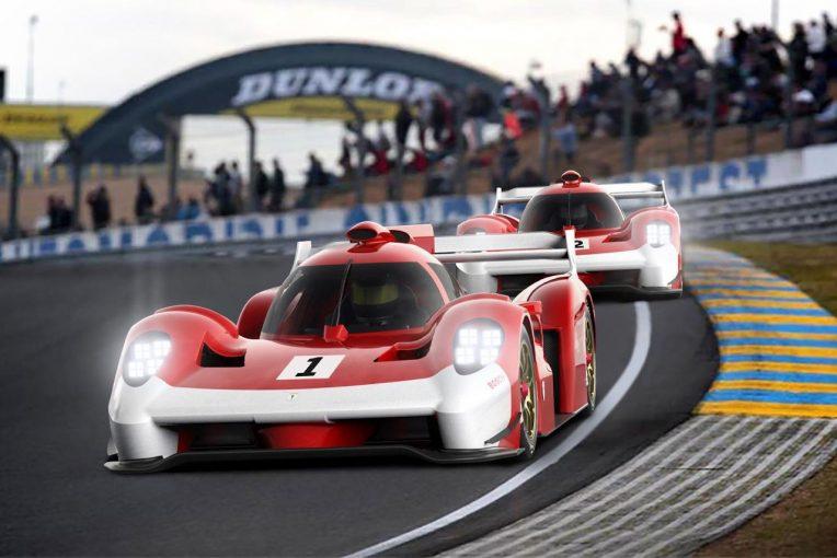 ル・マン/WEC   FIA、2021年導入予定のLMHの技術変更を承認。出力引き下げと車重軽減でLMDhと均衡化