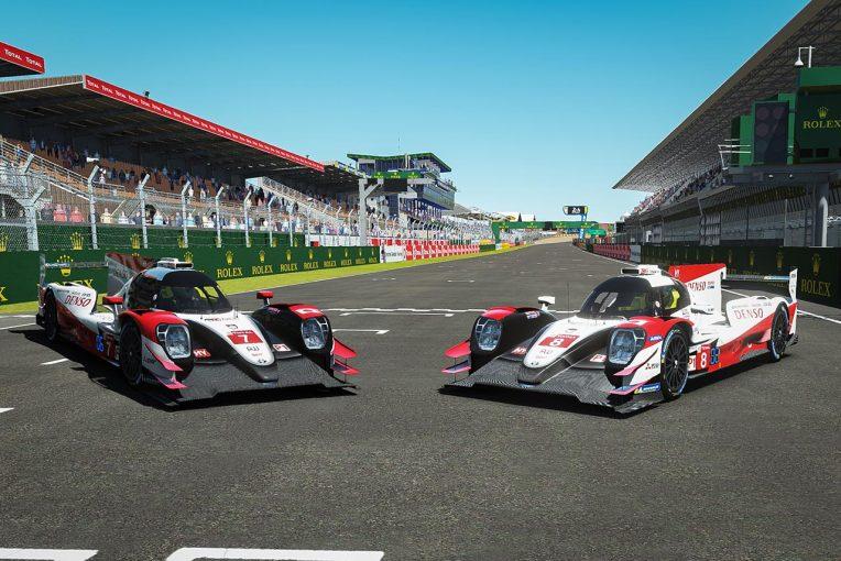 ル・マン/WEC | TOYOTA GAZOO Racing、ル・マン24時間バーチャルの参戦カラーとドライバーたちの意気込みを発表