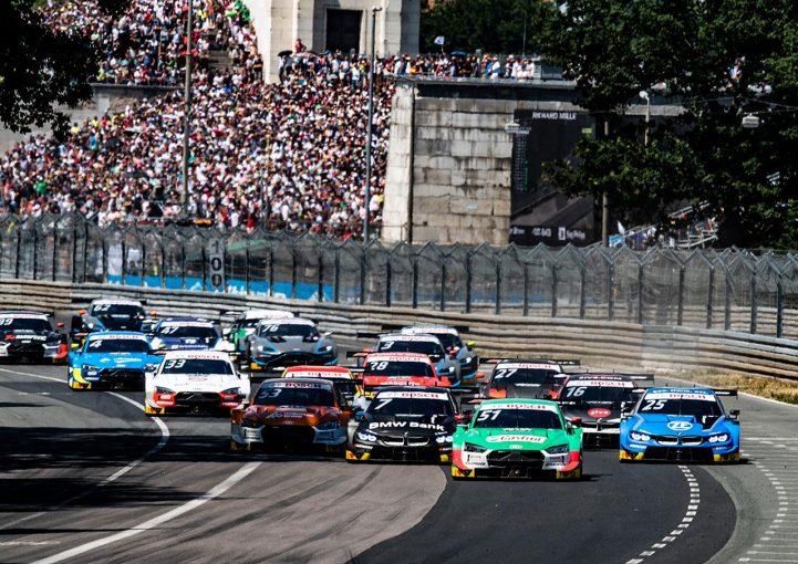 海外レース他 | DTMが開幕戦をスパに変更。ニュルンベルク市からの許可が下りずノリスリンク戦を開催できず