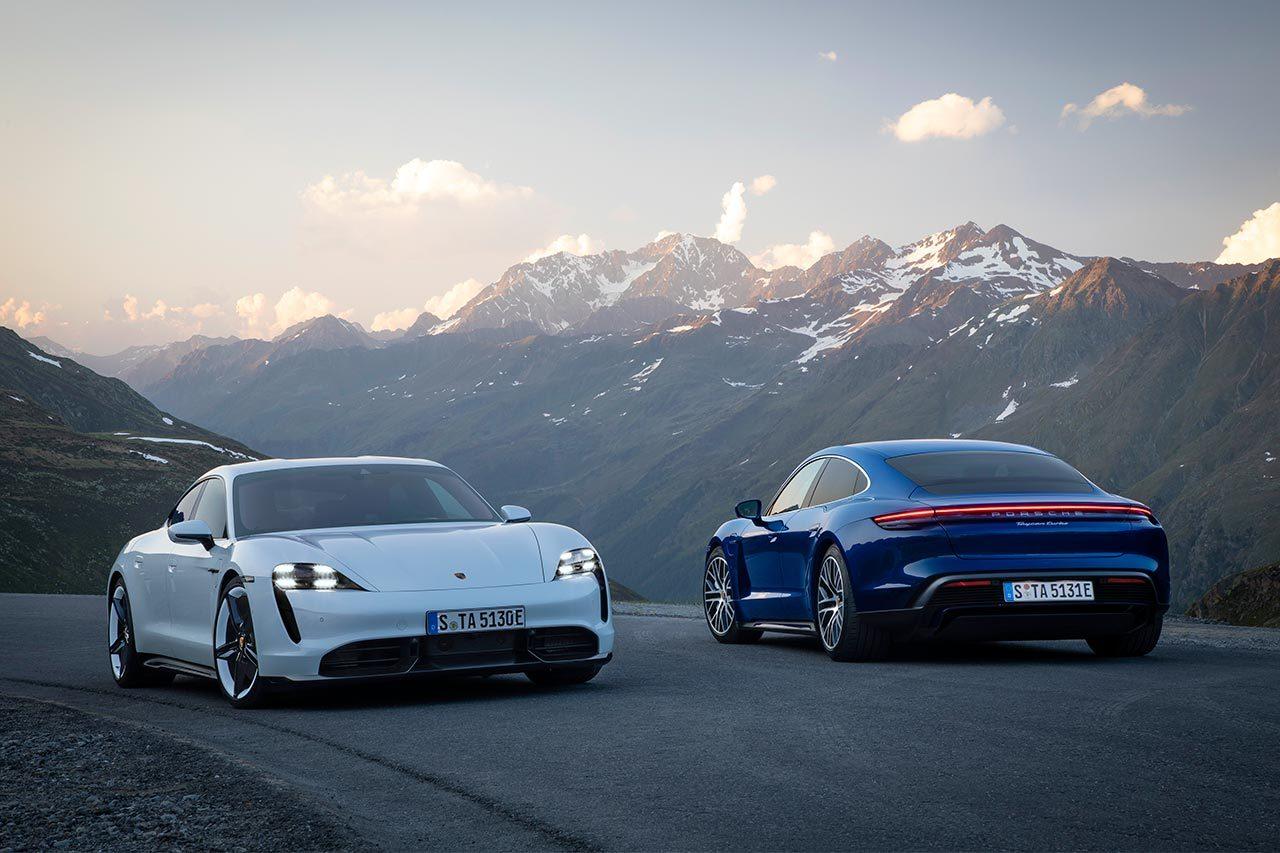 ポルシェ、初のフル電動スポーツカー『タイカン』の国内販売価格を発表