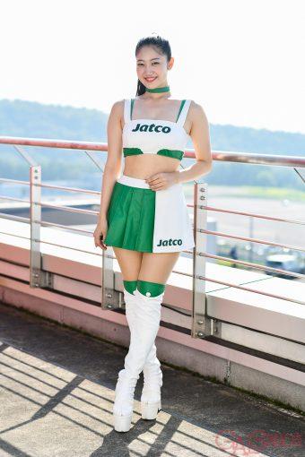 レースクイーン | 鈴木志歩(JATCO Fan-Fun Girl)