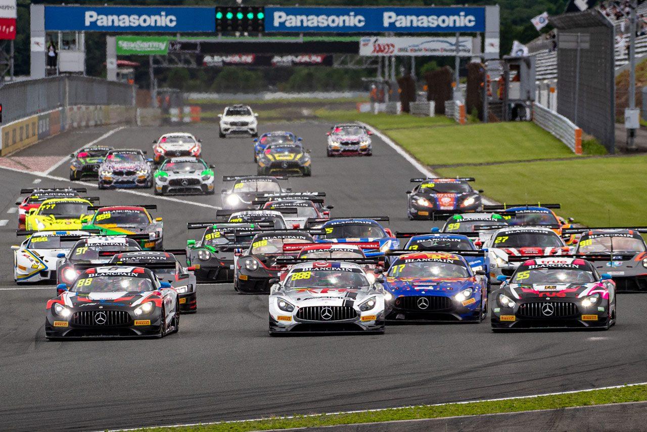 日本ラウンド消滅。GTワールドチャレンジ・アジア、改訂版カレンダーで4大会11レースに