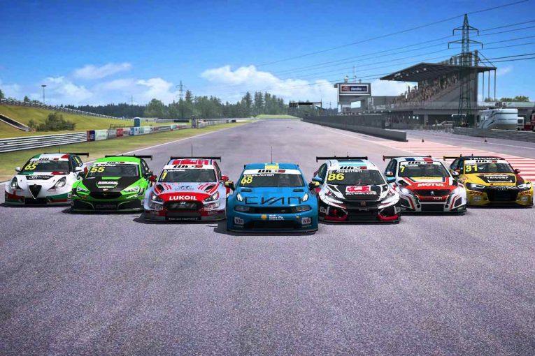 海外レース他 | WTCR:本格eシリーズを追加開催。リアルドライバーのみエントリーの全6戦を予定