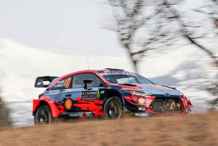 ラリー/WRC   WRC:ヒュンダイ、7月末から実戦再開。イタリアやエストニアのラリーにワークスマシン&ドライバー投入