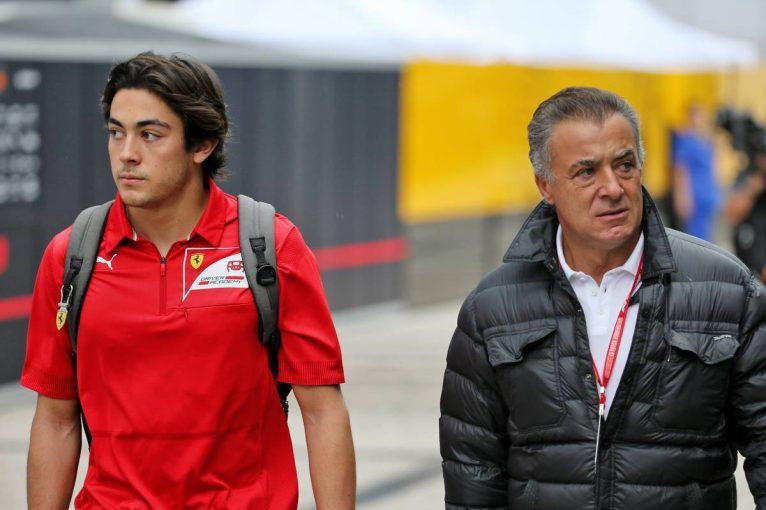 F1 | ジャン・アレジ、息子ジュリアーノのレース資金を確保するため『フェラーリF40』を売却へ