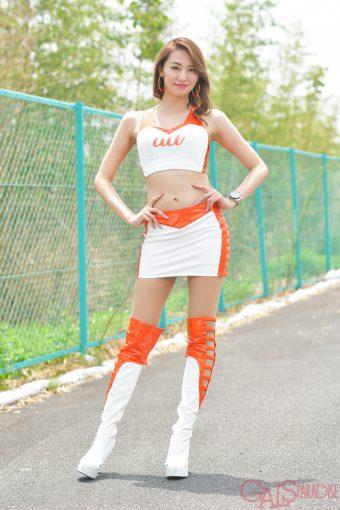 レースクイーン | 近藤みやび(au Circuit Queen)