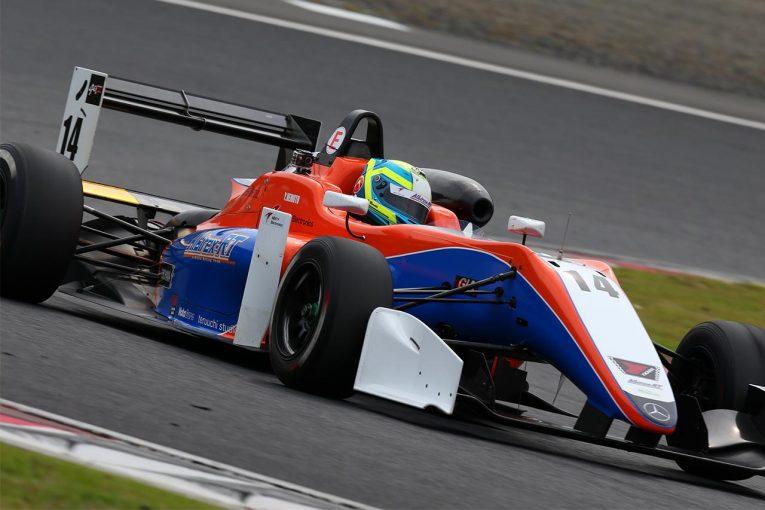 国内レース他 | アルビレックスレーシングチームがスーパーフォーミュラ・ライツに参戦。アレンと入山を起用