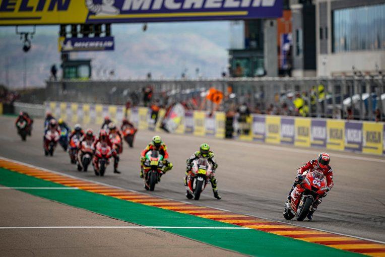 MotoGP   MotoGP:2020年の新スケジュール発表。ヨーロッパラウンドは8サーキットで13戦に