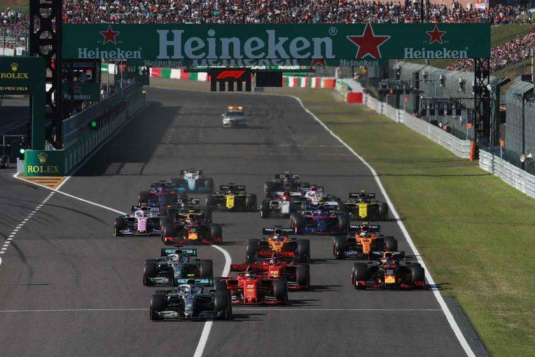 F1 | F1、史上最多23戦から成る2021年暫定カレンダーをチーム側に提示。日本GPは3連戦の一部として開催か