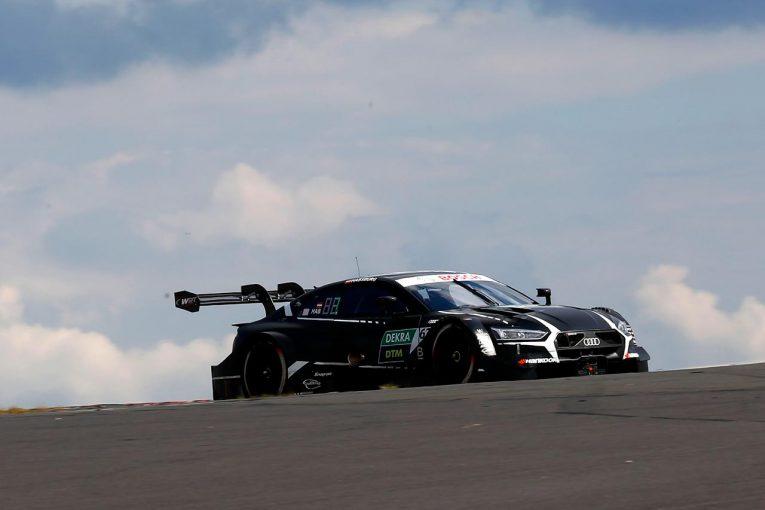 海外レース他   DTMニュルブルクリンク公式テスト:4日間のテスト終了。ハプスブルクのアウディが最速に