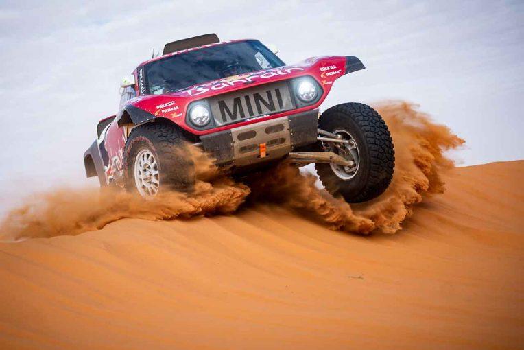 ラリー/WRC   2021年のダカールラリーは1月3~15日開催。ロードブックの規則変更でよりナビ能力が試される大会に