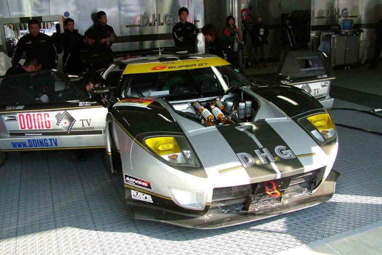 コラム | 2006年に初めて訪れたスーパーGTと富士で心奪われたフォードGTと紫電【日本のレース通サム・コリンズの忘れられない1戦】