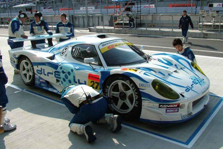 コラム | スーパーGTへの情熱に火を付けた2006年第3戦富士。イギリスの思惑も絡んだある人物との会合【日本のレース通サム・コリンズの忘れられない1戦】