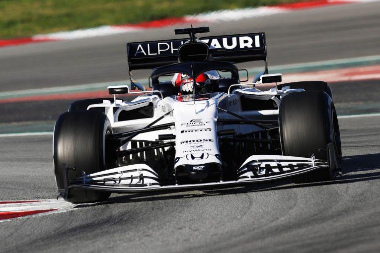 F1   F1各チームが開幕への準備進める。アルファタウリ・ホンダがイモラでのテストを計画。ルノーはオーストリアで走行へ