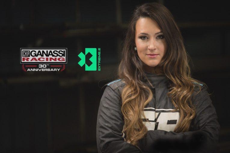 ラリー/WRC | エクストリームE:チップ・ガナッシがドライバー契約1番乗り。女性X Gamesメダリストの参戦が決定