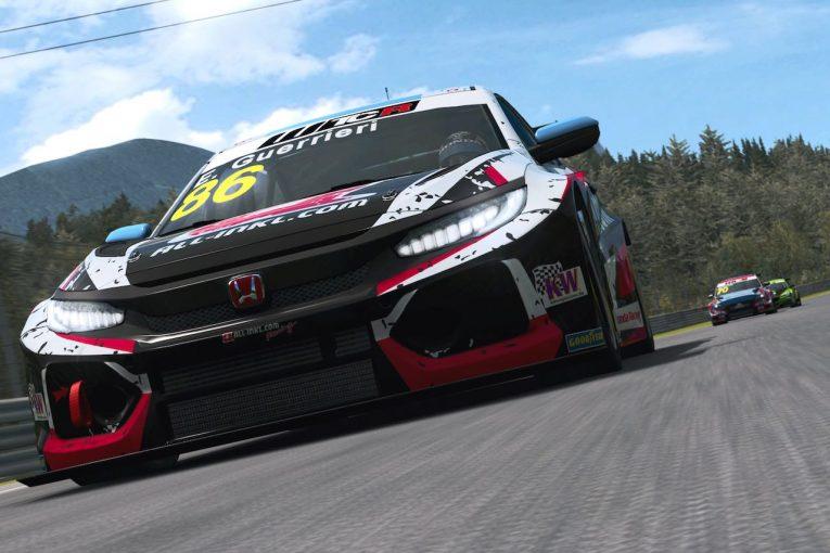 海外レース他   WTCR:eシリーズ開幕戦はグエリエリ、タッシのホンダ・シビック・タイプR勢が連勝発進