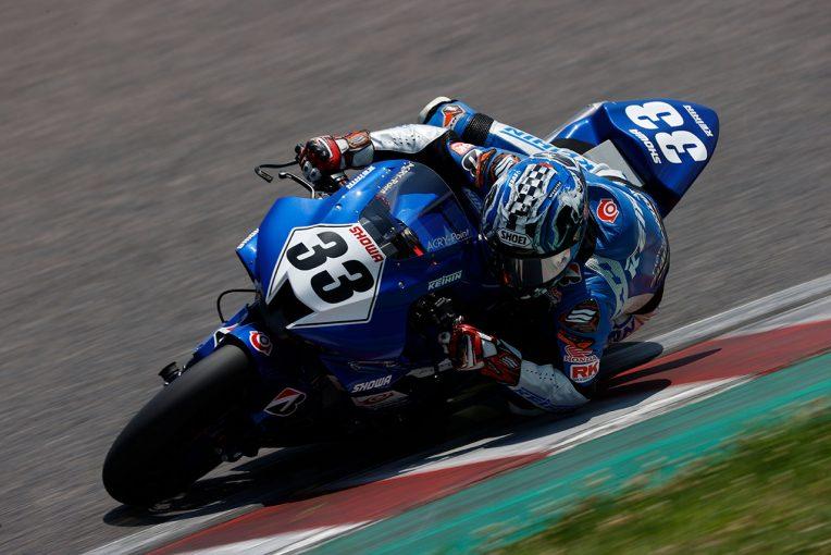 MotoGP   Keihin Honda Dream SI Racingが鈴鹿でテストを開始/全日本ロード