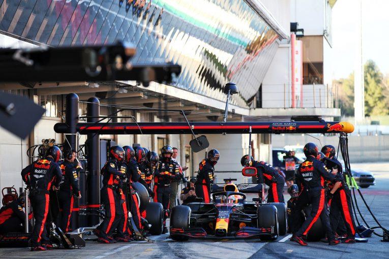 F1 | F1に新たなコスト削減策。ピットストップ関連機器の開発が禁止に