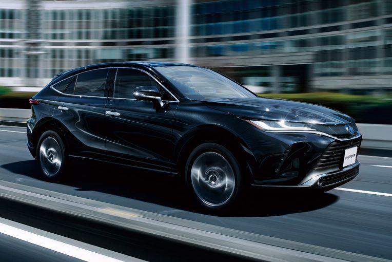 クルマ | トヨタ、新型ハリアーを6月17日より発売開始。人の心を優雅に満たしてくれる新時代のSUV