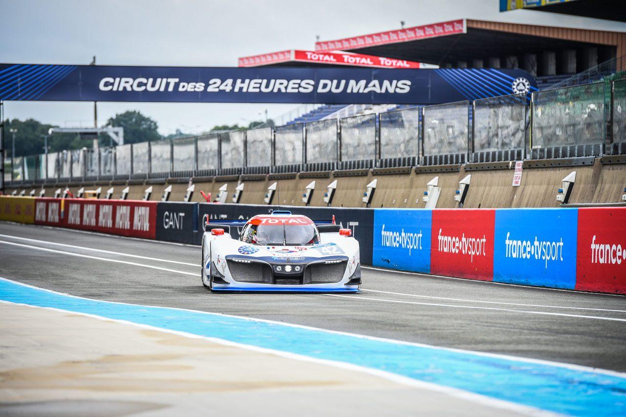燃料電池レースカー開発の『ミッションH24』がミシュラン、シンビオとパートナーシップを締結